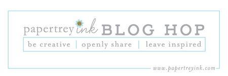 Papertrey Blog Hop