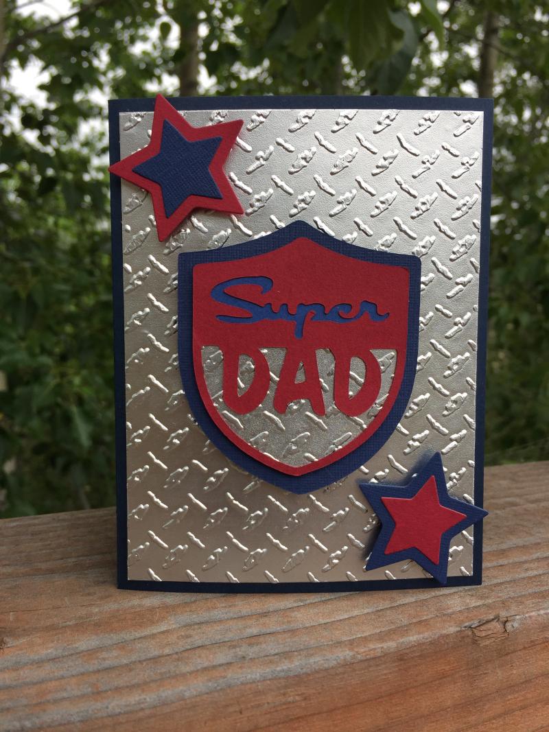SuperDadCard